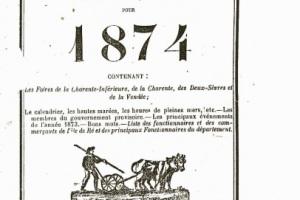 Almanach 1874
