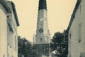 L'église d'Ars-en-Ré