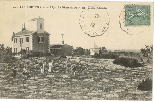 Le phare de Trousse-Chemise