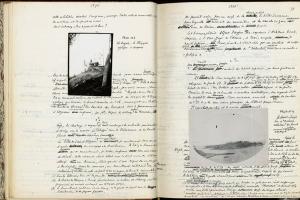 Dreyfus à l'île du Diable, manuscrit d'Albert Ubaud, rédigé en 1951