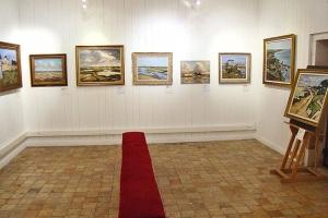 Salle Beaux-Arts