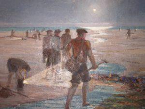 Pêche de nuit, les Pigouilleurs de Raphaël Drouart