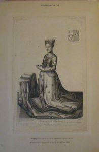Portrait de Françoise d'Amboise