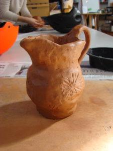 """Atelier """"Potiers de la Préhistoire"""""""