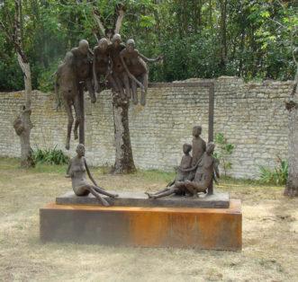 Marc Petit - Les Hirondelles - Musée Ernest Cognacq