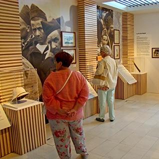 Musée Ernest Cognacq les bagnes