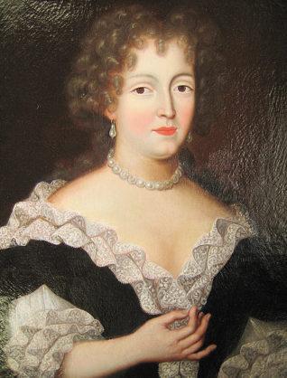 Musée Ernest Cognacq - Portrait Madame de Sévigné