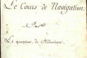 Musée Ernest Cognacq - Carnet de navigation