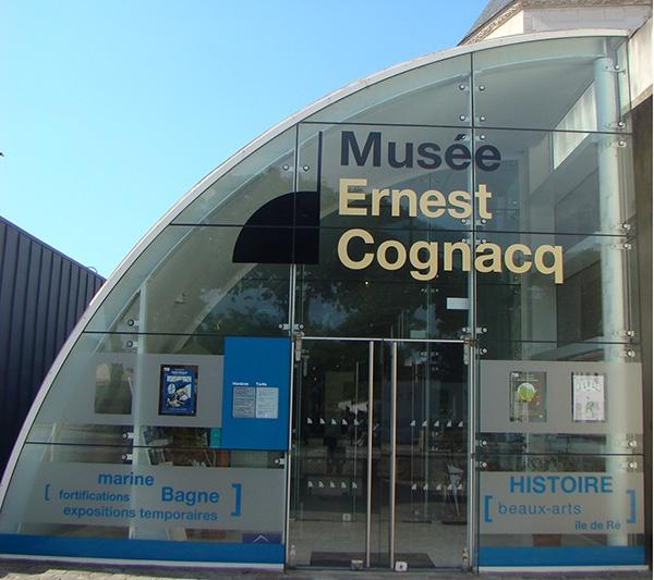 Musée Ernest Cognacq entrée