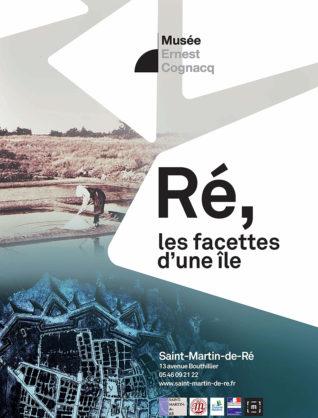 Musée Ernest Cognacq expo Ré les facettes d'une île