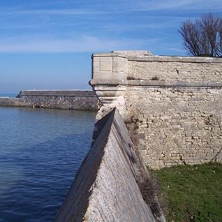Musée Ernest Cognacq les fortifications