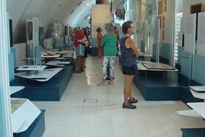 Musée Ernest Cognacq - parcours Histoire de l'île de Ré