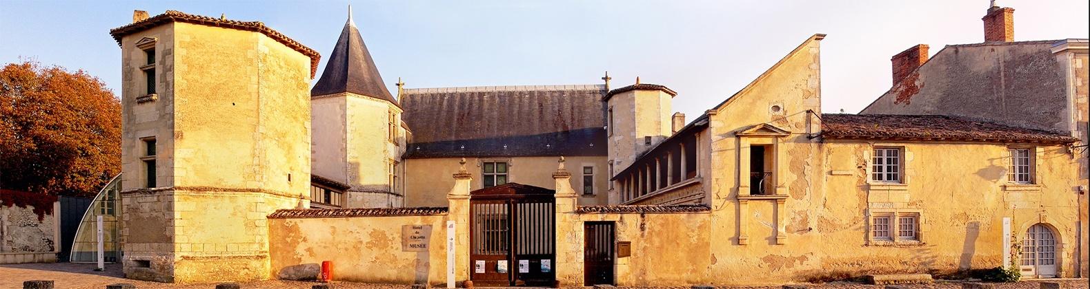 Musée Ernest Cognacq l'hôtel de Clerjotte