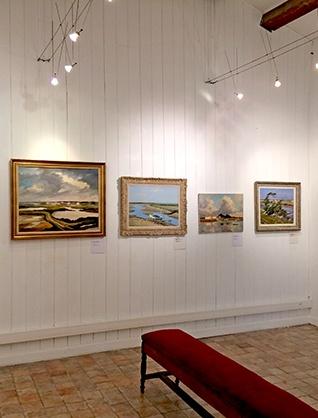Musée Ernest Cognacq - salle Beaux Arts