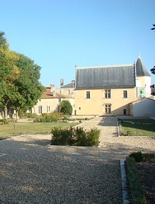 Musée Ernest Cognacq - jardins
