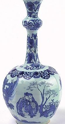 Musée Ernest Cognacq - collection céramique