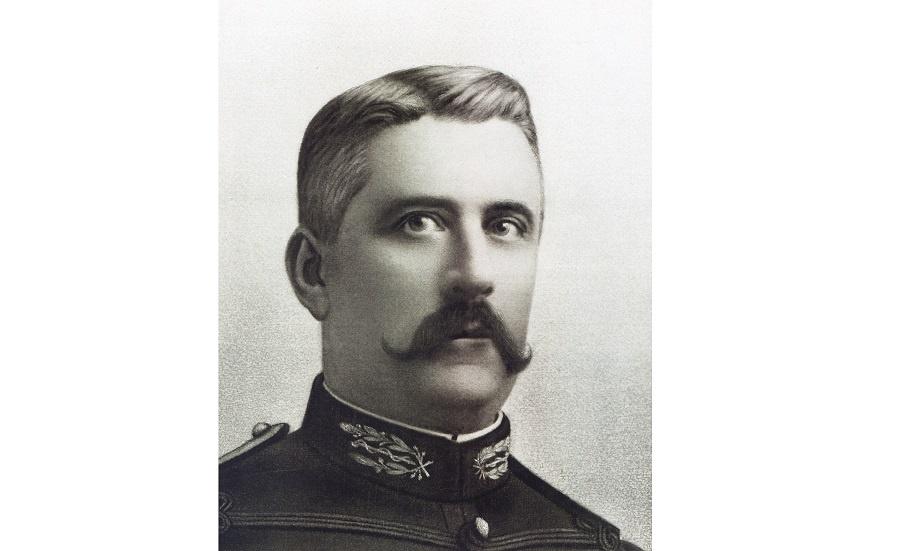 Portrait d'Emile Atgier